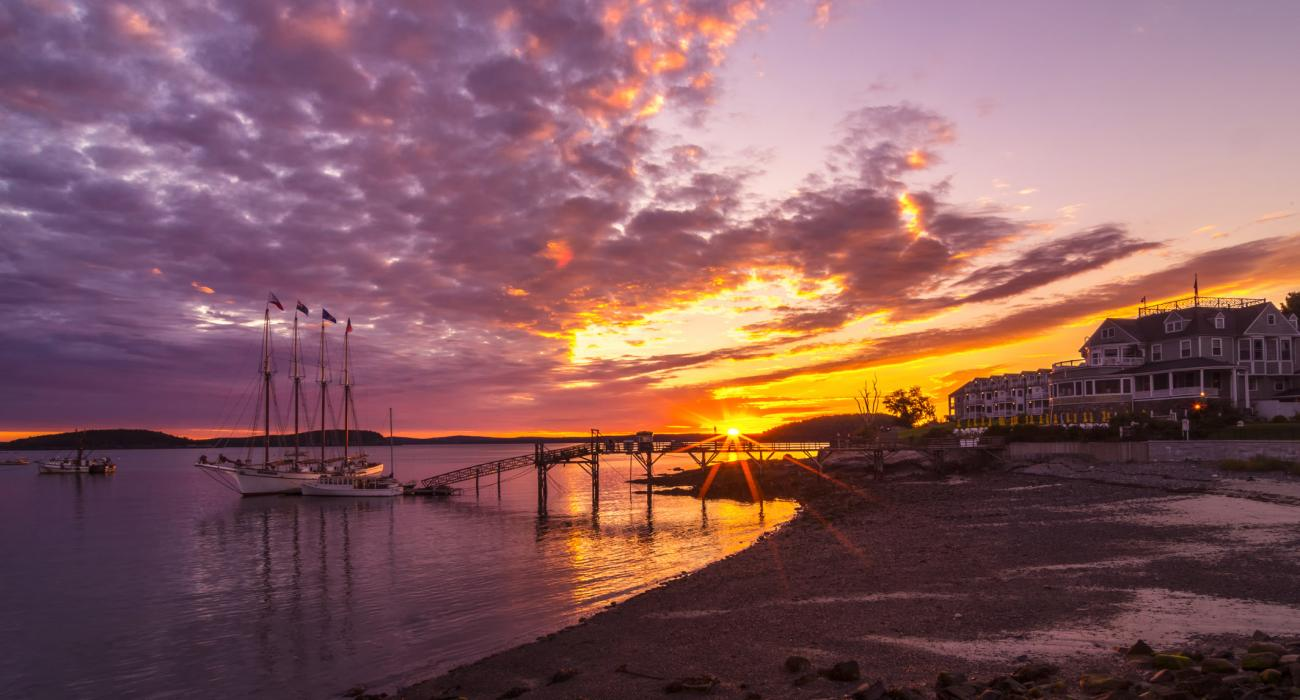 Bar Harbor, Maine: Coastal Excitement and History