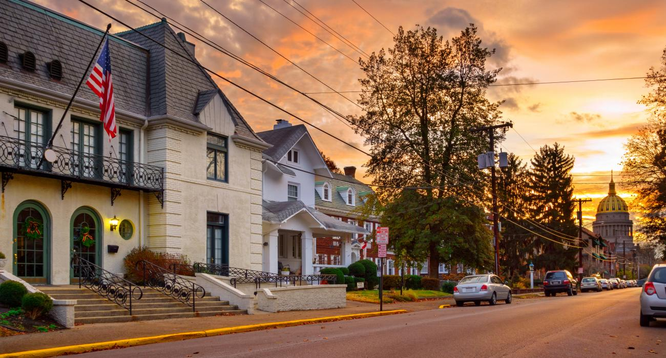 Charleston, West Virginia: Historic Capital with Nature and ...