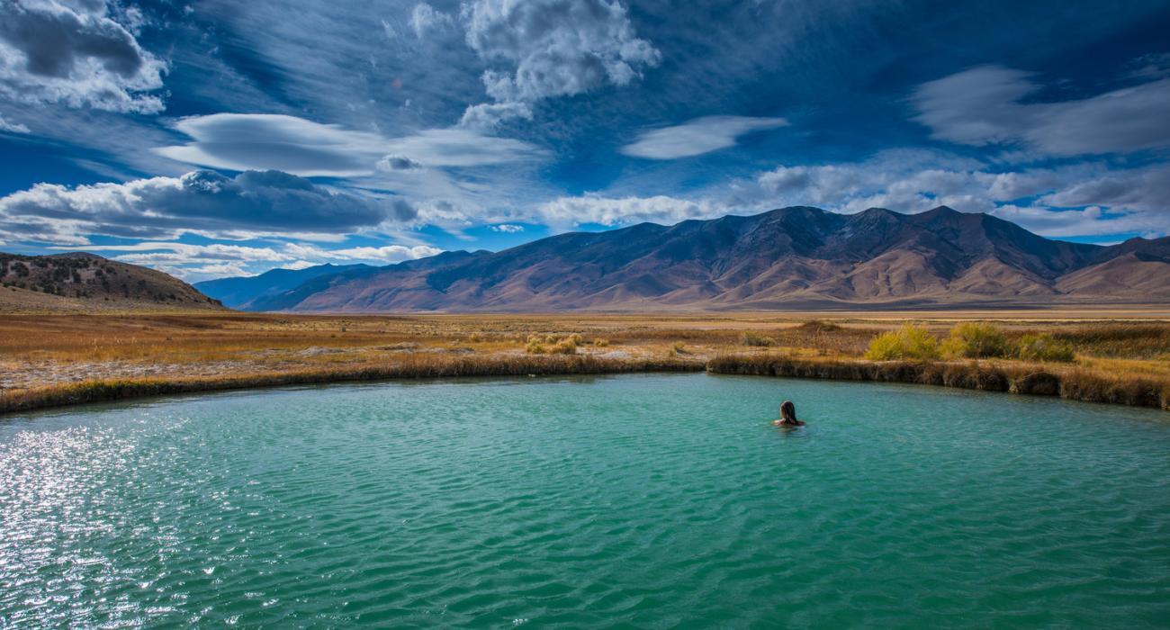 8 Great Nevada Hot Springs