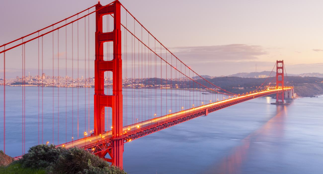 42 Beautiful Pictures of the Golden Gate Bridge