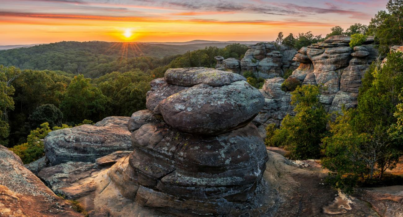 Spotlight The Underground Railroad On The Shawnee National Forest