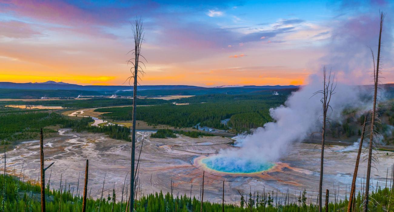 Explore History Nature In Salt Lake City Utah Yellowstone