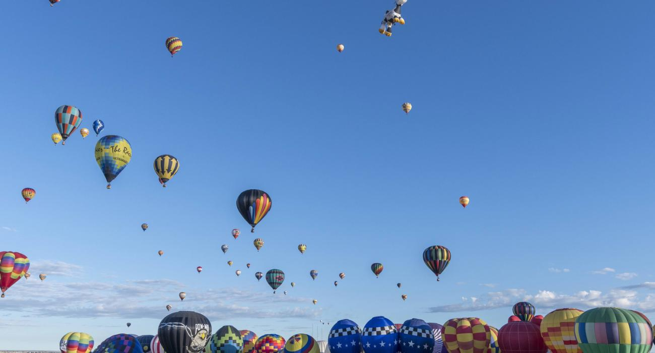 5 spectacular air balloon festivals in the united states