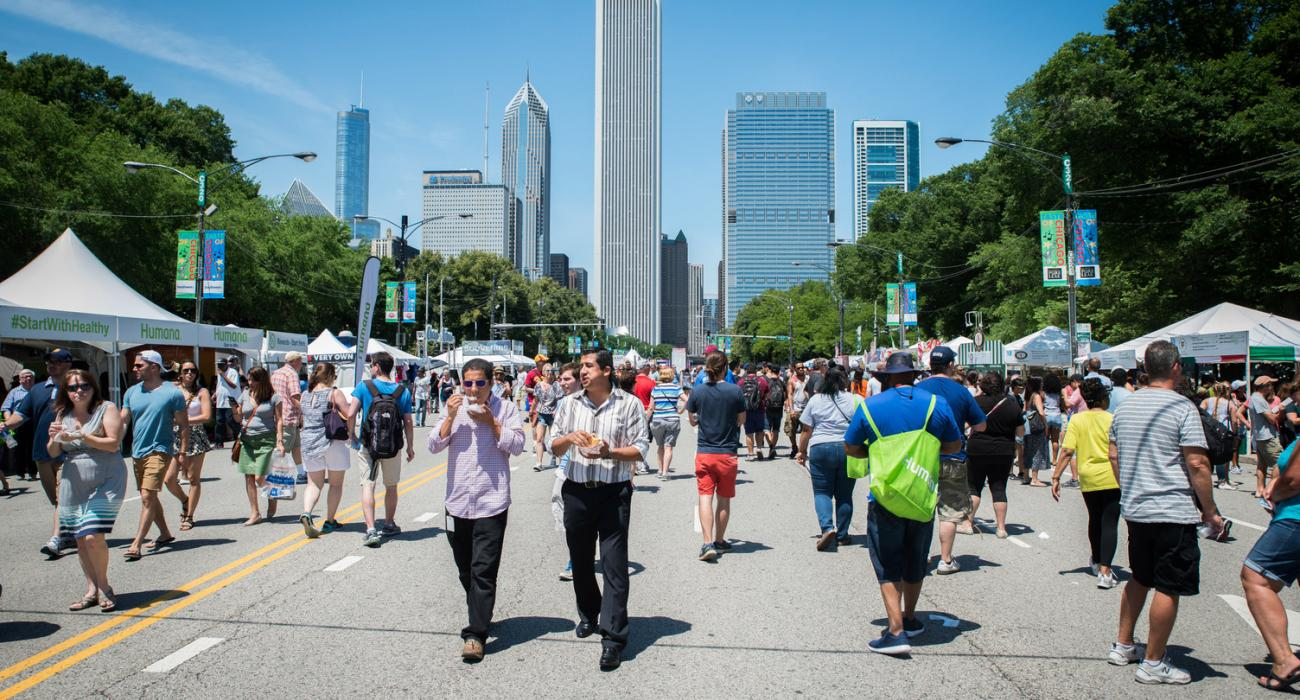 Chicago, Illinois\' Farm-to-table Restaurants and Markets