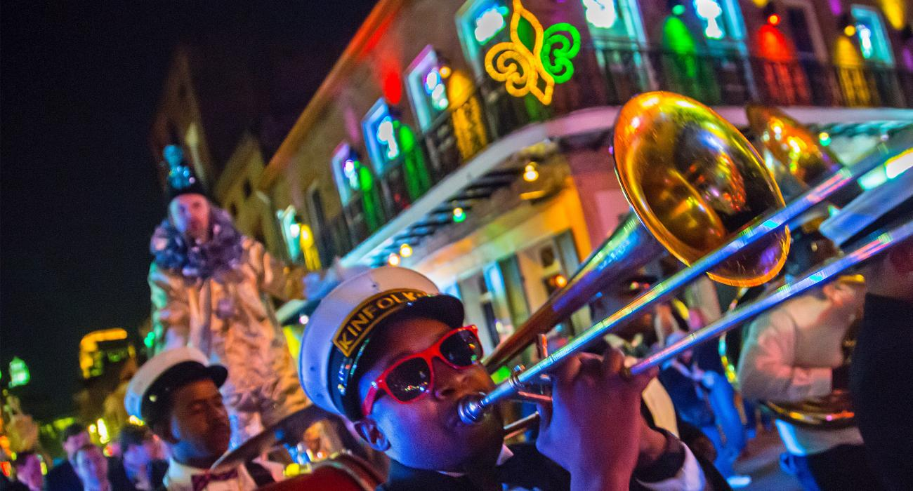 New Orleans, Louisiana Music Scene