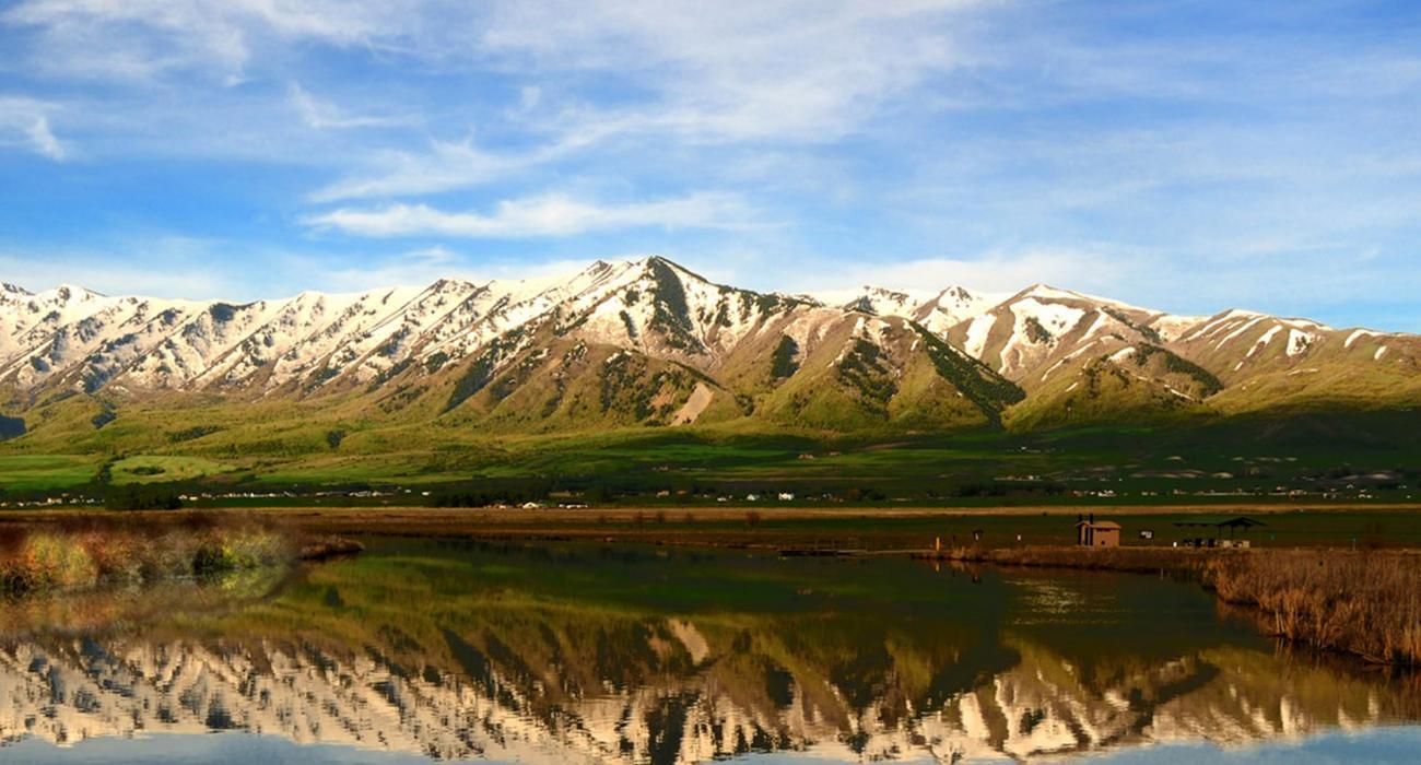 Logan Utah Cache Valley Utah Usa