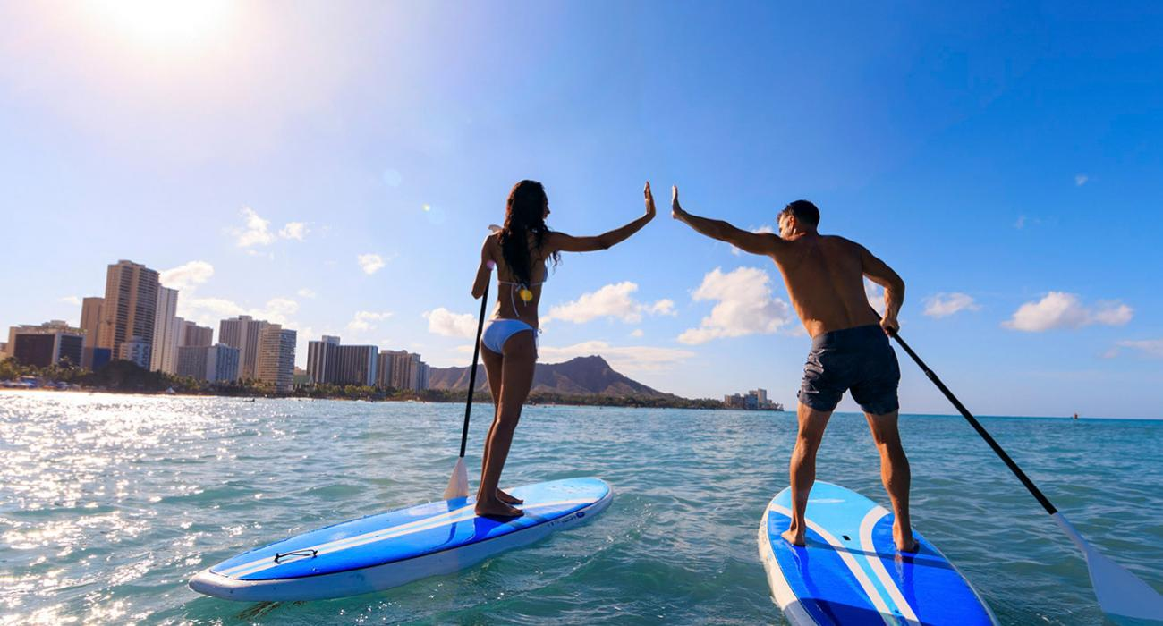 Hawaiian Islands Tourism – Beaches, Attractions and Outdoor