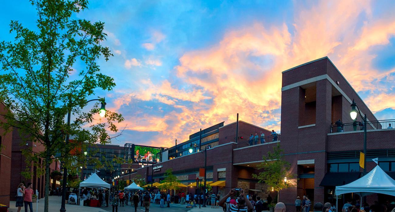 Birmingham, Alabama: Friendly city for dinner, drinks