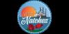 Official Natchez travel logo